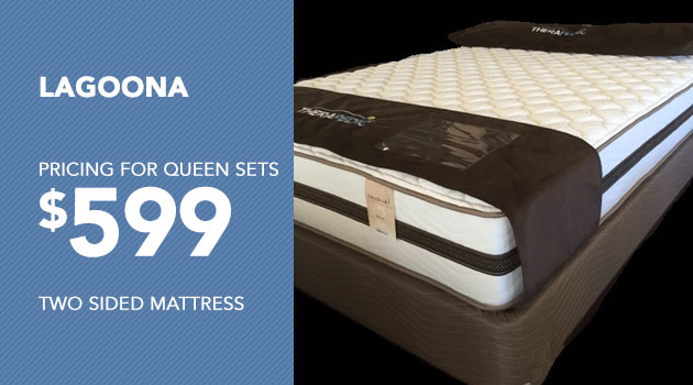 Lagoona Mattress with pricing